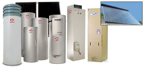 Do Water Heaters Use Electricity Or Natural Gas