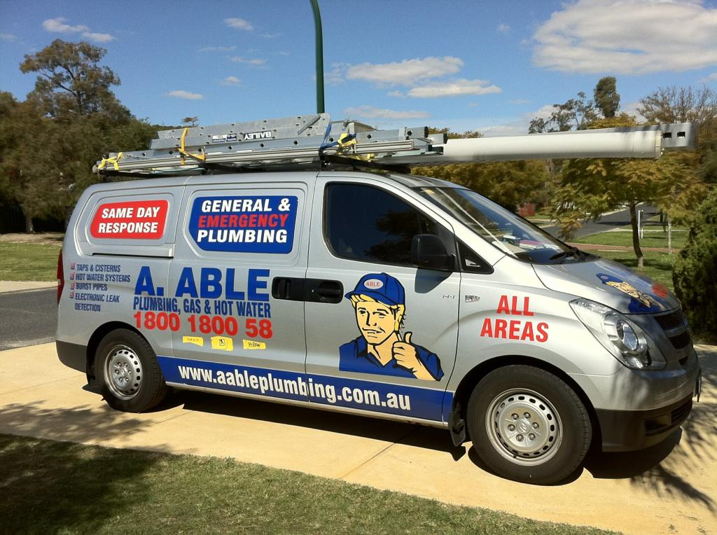 Como Plumber In Perth A Able Plumbing